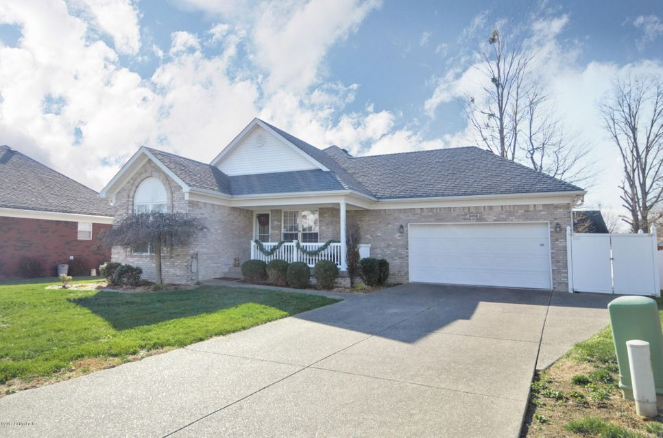 Single Family Home for Sale at 3408 Southmeade Circle 3408 Southmeade Circle Louisville, Kentucky 40214 United States