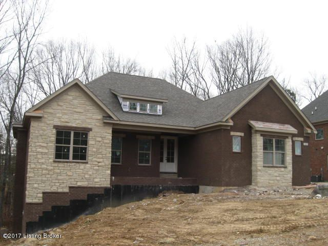 Single Family Home for Sale at 7608 Keller Way 7608 Keller Way Crestwood, Kentucky 40014 United States