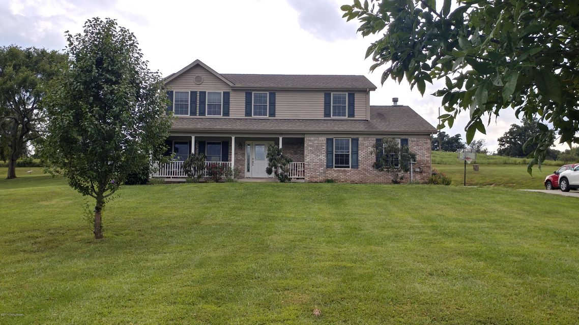 Single Family Home for Sale at 670 Paul Harned Road 670 Paul Harned Road Lebanon Junction, Kentucky 40150 United States