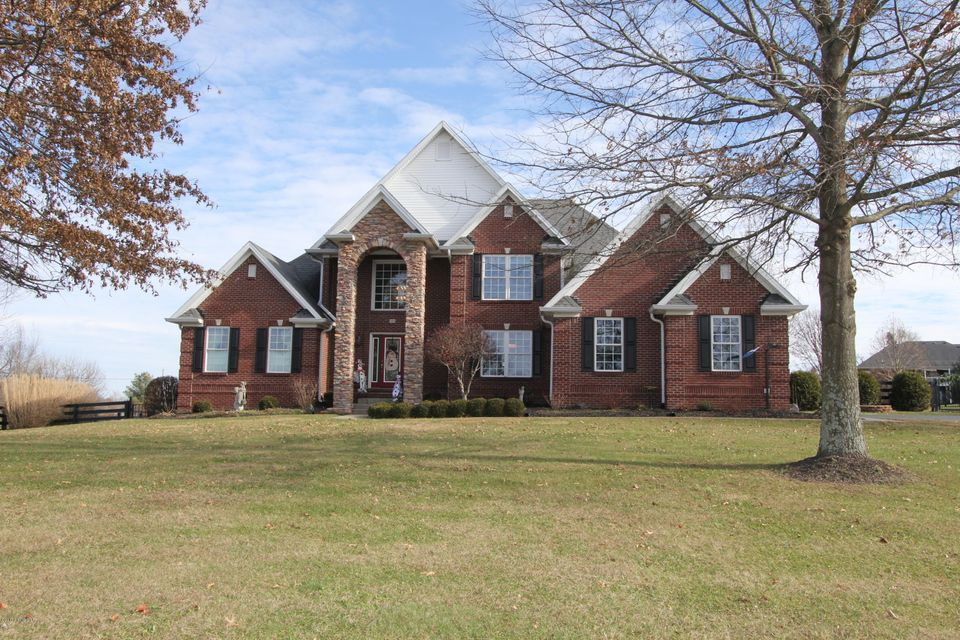 Single Family Home for Sale at 1305 Stoneridge Road 1305 Stoneridge Road Lawrenceburg, Kentucky 40342 United States