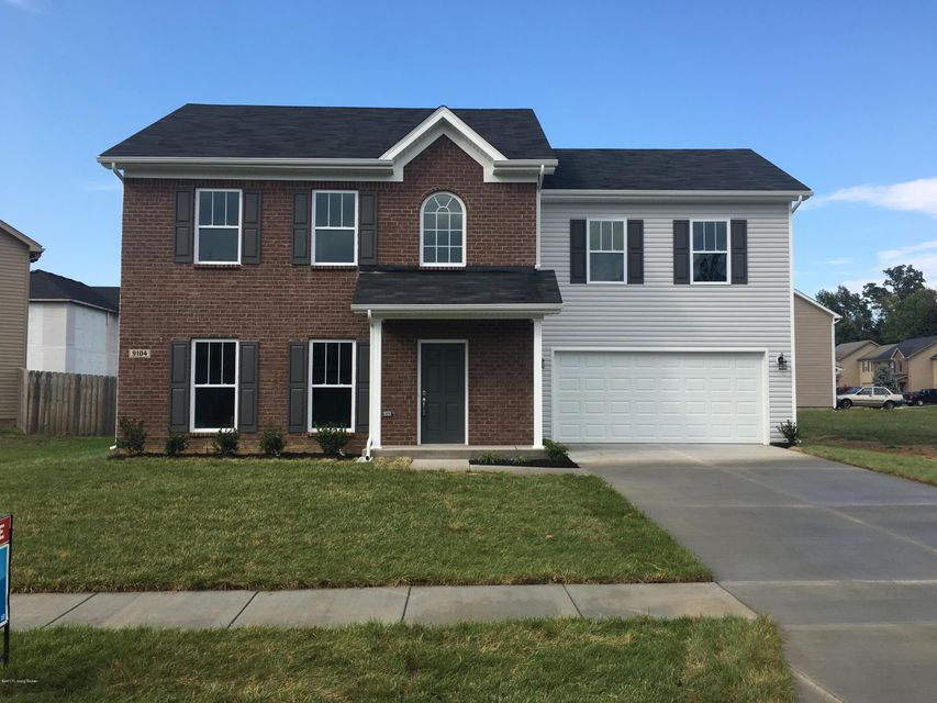 Single Family Home for Sale at 9104 River Trail Drive 9104 River Trail Drive Louisville, Kentucky 40229 United States
