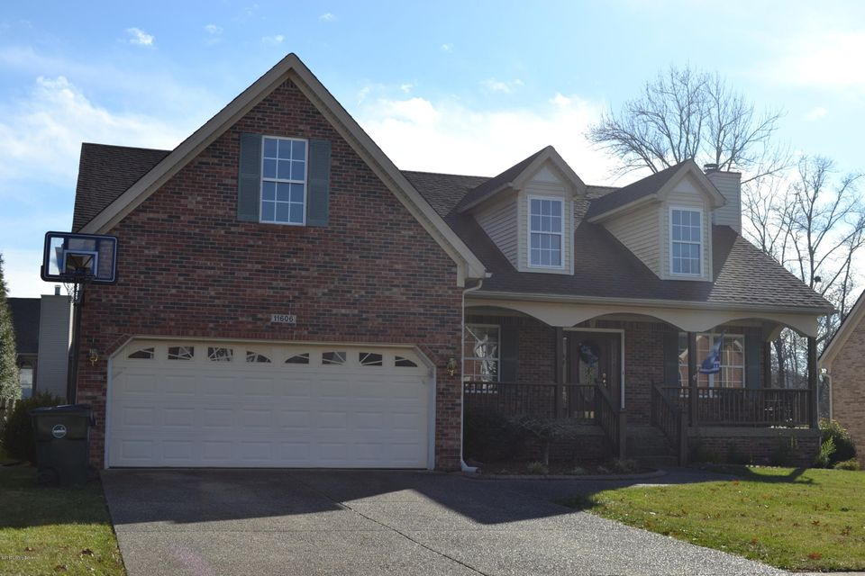 Single Family Home for Sale at 11606 Chinook Court 11606 Chinook Court Louisville, Kentucky 40299 United States