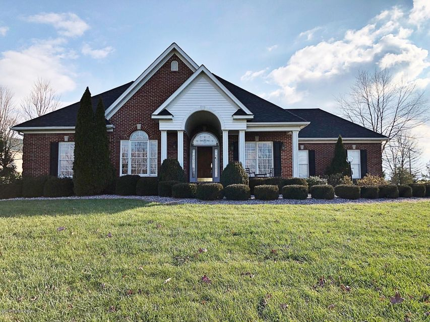 Single Family Home for Sale at 109 Coventry Lane 109 Coventry Lane Bardstown, Kentucky 40004 United States