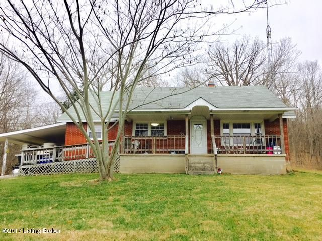 Single Family Home for Sale at 2876 Brier Creek Road 2876 Brier Creek Road Mammoth Cave, Kentucky 42259 United States