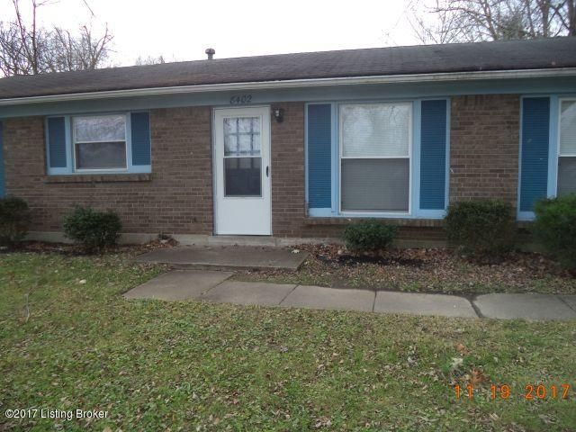 Single Family Home for Rent at 8402 Candleworth Drive 8402 Candleworth Drive Louisville, Kentucky 40214 United States