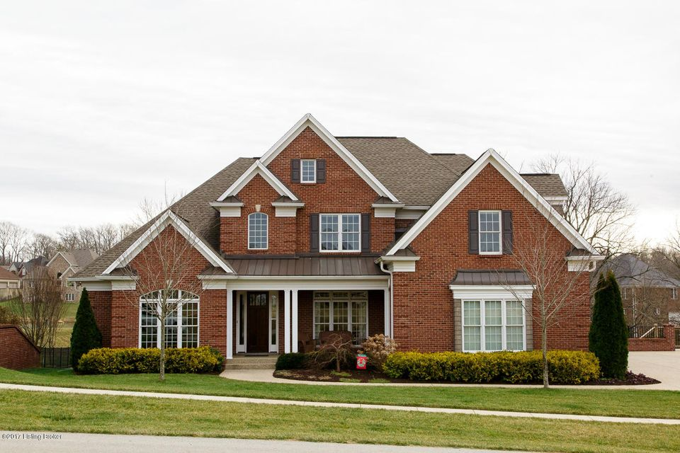 Single Family Home for Sale at 6802 Clore Lake Road 6802 Clore Lake Road Crestwood, Kentucky 40014 United States