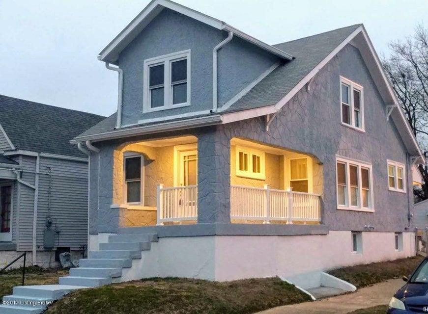 Single Family Home for Sale at 835 Sylvia Street 835 Sylvia Street Louisville, Kentucky 40217 United States
