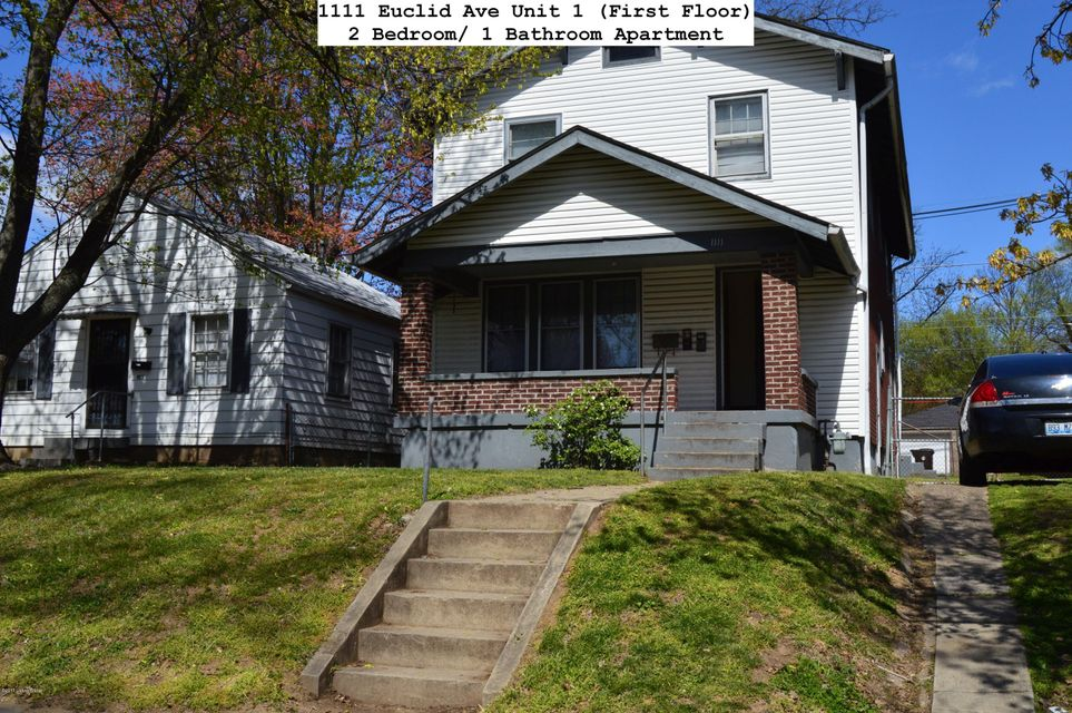 Single Family Home for Rent at 1111 Euclid Avenue 1111 Euclid Avenue Louisville, Kentucky 40208 United States