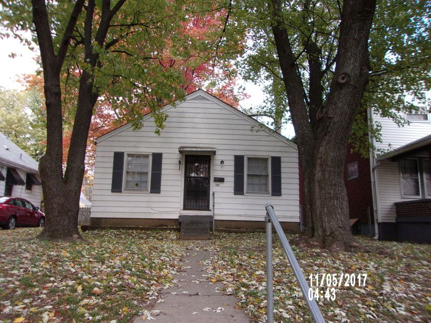 Single Family Home for Rent at 1115 Euclid Avenue 1115 Euclid Avenue Louisville, Kentucky 40208 United States