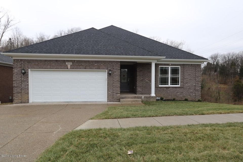 Single Family Home for Sale at 7618 Pauls View Place 7618 Pauls View Place Louisville, Kentucky 40228 United States