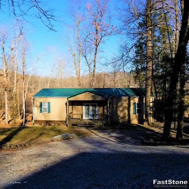 Single Family Home for Sale at 1126 Paradise Acres Road 1126 Paradise Acres Road Falls Of Rough, Kentucky 40119 United States