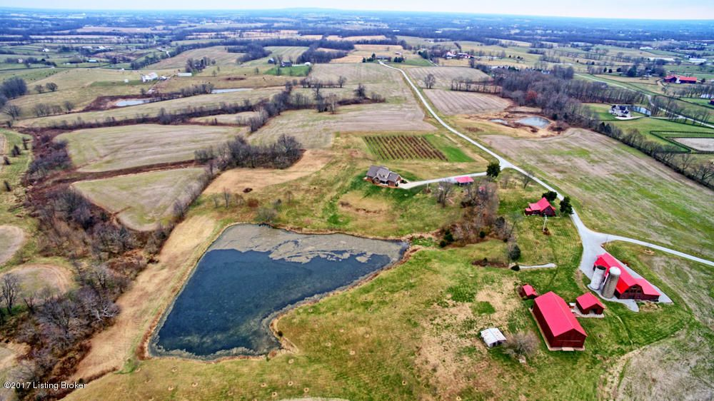 Farm / Ranch / Plantation for Sale at 5123-2 Buck Creek Road 5123-2 Buck Creek Road Finchville, Kentucky 40022 United States
