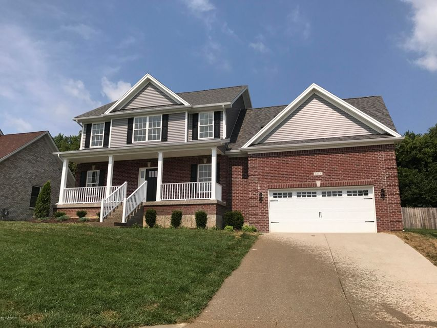 Single Family Home for Sale at 1214 Ava Pearls Way 1214 Ava Pearls Way Louisville, Kentucky 40245 United States