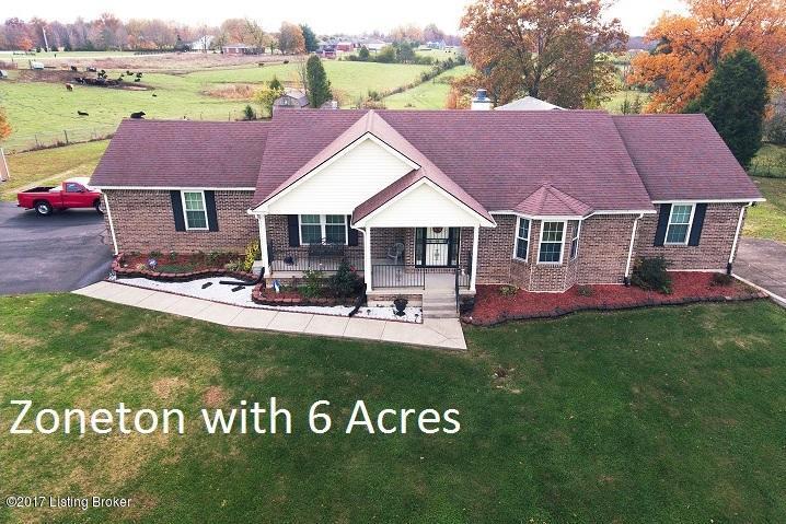 Single Family Home for Sale at 4232 Zoneton Road 4232 Zoneton Road Shepherdsville, Kentucky 40165 United States