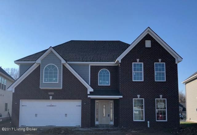 Single Family Home for Sale at 1904 Carabiner Way 1904 Carabiner Way Louisville, Kentucky 40245 United States