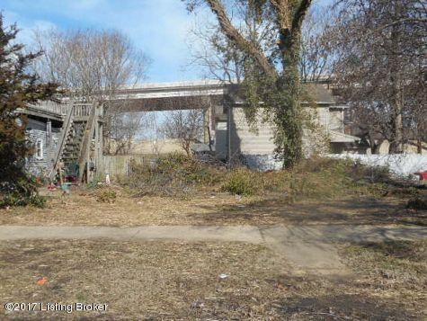 Land for Sale at 3305 Rudd 3305 Rudd Louisville, Kentucky 40212 United States