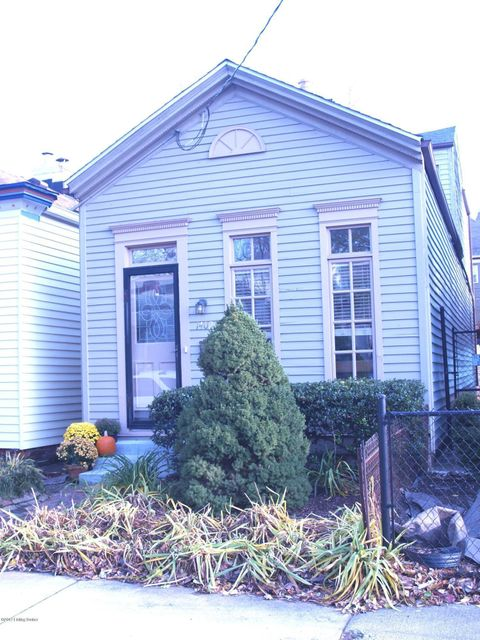 Single Family Home for Sale at 1402 Christy Avenue 1402 Christy Avenue Louisville, Kentucky 40204 United States