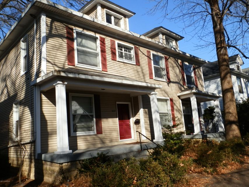 Multi-Family Home for Sale at 1847 Edgeland 1847 Edgeland Louisville, Kentucky 40204 United States
