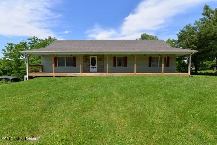 Single Family Home for Sale at 265 Cemetary Road 265 Cemetary Road Glencoe, Kentucky 41046 United States