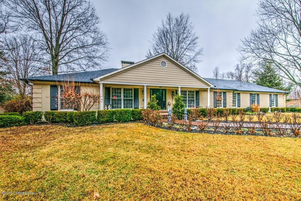 Single Family Home for Sale at 1110 Flat Rock Road 1110 Flat Rock Road Louisville, Kentucky 40245 United States