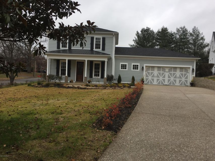 Single Family Home for Sale at 2801 Riedling Drive 2801 Riedling Drive Louisville, Kentucky 40206 United States