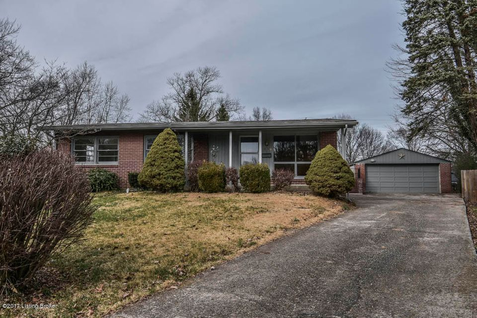 Single Family Home for Sale at 2816 Meadow Drive 2816 Meadow Drive Louisville, Kentucky 40220 United States