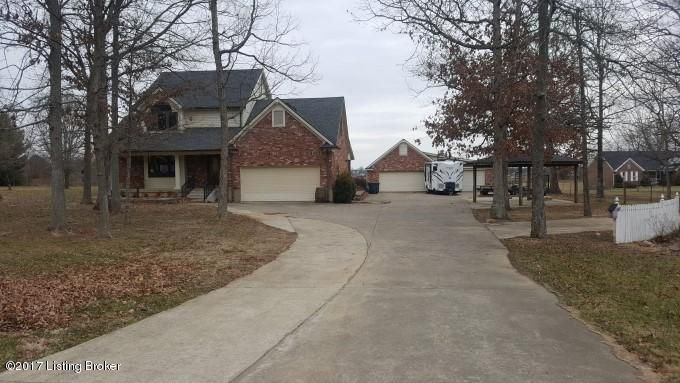 Single Family Home for Sale at 1109 Lutheran Church Road 1109 Lutheran Church Road Bardstown, Kentucky 40004 United States