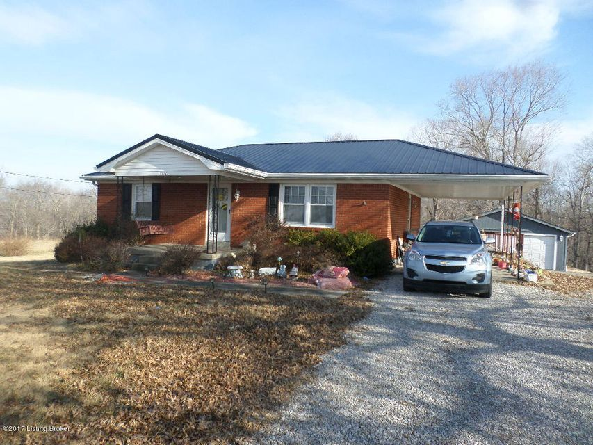 Single Family Home for Sale at 1770 Concordia Road 1770 Concordia Road Payneville, Kentucky 40157 United States