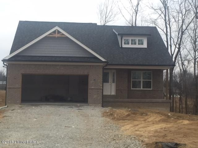 Single Family Home for Sale at 308 Salt Lick Drive 308 Salt Lick Drive Crestwood, Kentucky 40014 United States