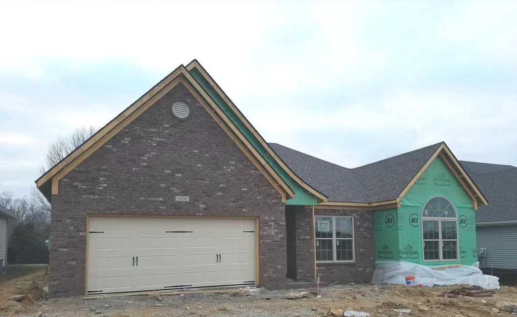 Single Family Home for Sale at 8800 Talon Ridge Drive 8800 Talon Ridge Drive Louisville, Kentucky 40229 United States