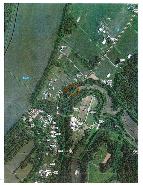 Land for Sale at 8 Old Jim Elder 8 Old Jim Elder Battletown, Kentucky 40104 United States