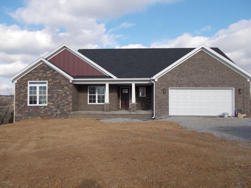 Single Family Home for Sale at 168 River Park Blvd 168 River Park Blvd Taylorsville, Kentucky 40071 United States