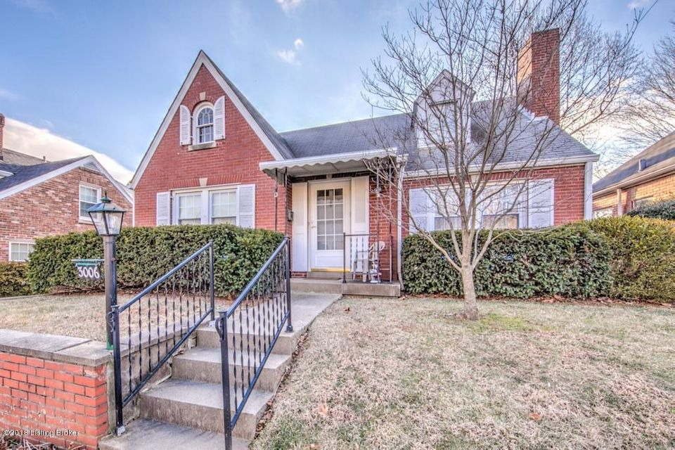 Single Family Home for Sale at 3006 Spencer Avenue 3006 Spencer Avenue Louisville, Kentucky 40205 United States