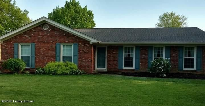 Single Family Home for Sale at 8706 Bards Court 8706 Bards Court Louisville, Kentucky 40299 United States