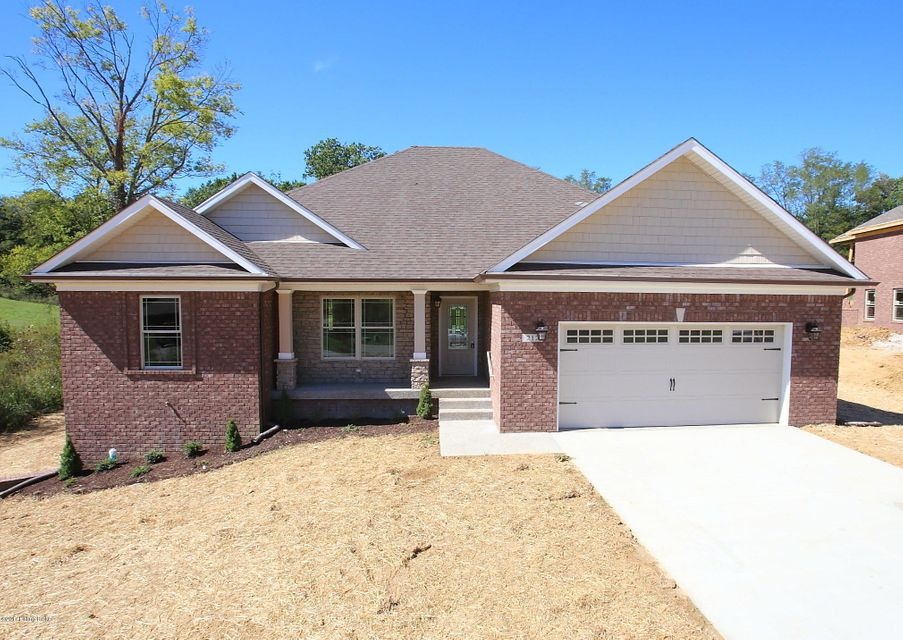Single Family Home for Sale at Lot 168B The Landings Lot 168B The Landings Taylorsville, Kentucky 40071 United States
