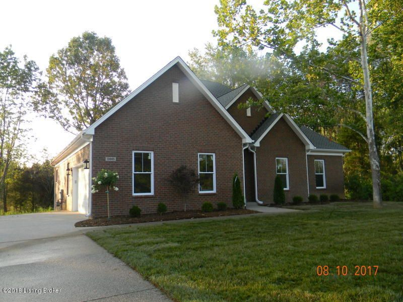 Single Family Home for Sale at 13005 Vista Drive 13005 Vista Drive Prospect, Kentucky 40059 United States