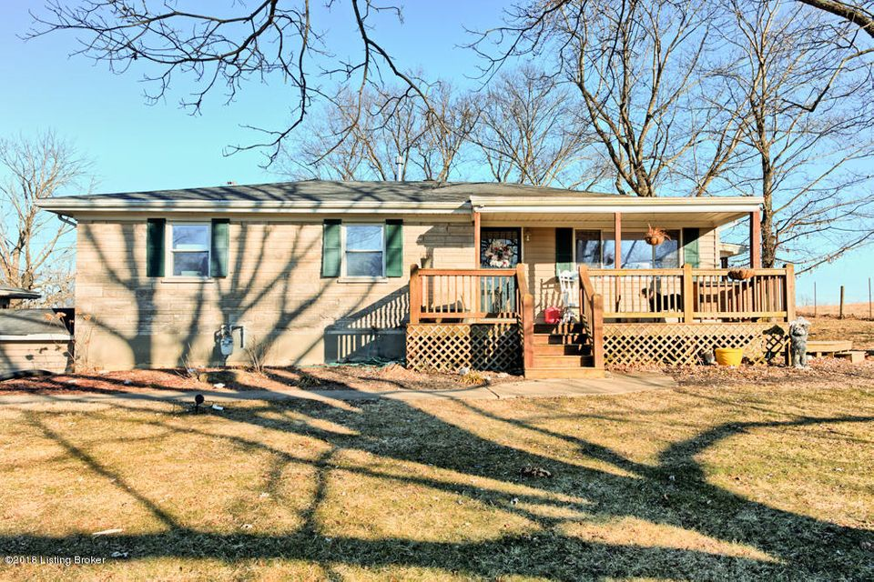 Single Family Home for Sale at 7050 Campbellsburg Road 7050 Campbellsburg Road Campbellsburg, Kentucky 40011 United States