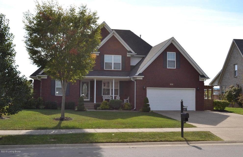 Single Family Home for Sale at 357 Mallard Lake Blvd 357 Mallard Lake Blvd Shepherdsville, Kentucky 40165 United States