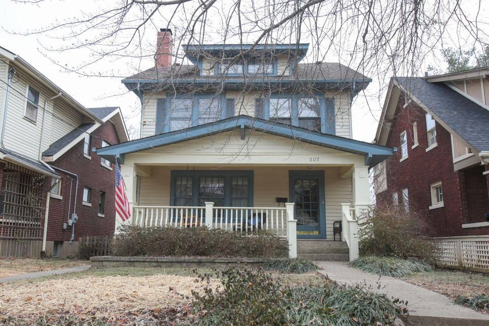 Single Family Home for Sale at 207 Hillcrest Avenue 207 Hillcrest Avenue Louisville, Kentucky 40206 United States