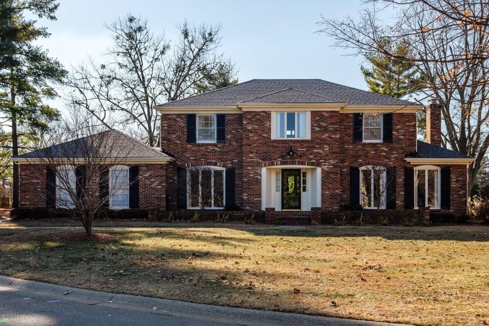 Single Family Home for Sale at 8608 Cheltenham Court 8608 Cheltenham Court Louisville, Kentucky 40222 United States