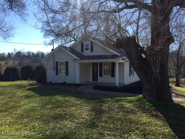 Single Family Home for Sale at 3169 Fisherville Road 3169 Fisherville Road Finchville, Kentucky 40022 United States