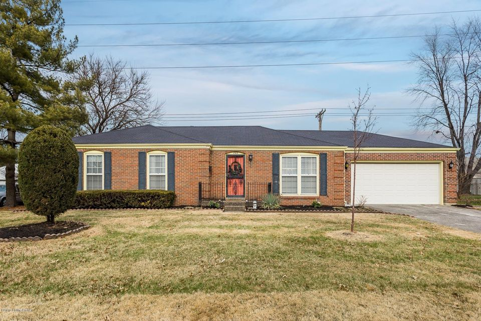 Single Family Home for Sale at 2509 Foxy Poise Road 2509 Foxy Poise Road Louisville, Kentucky 40220 United States