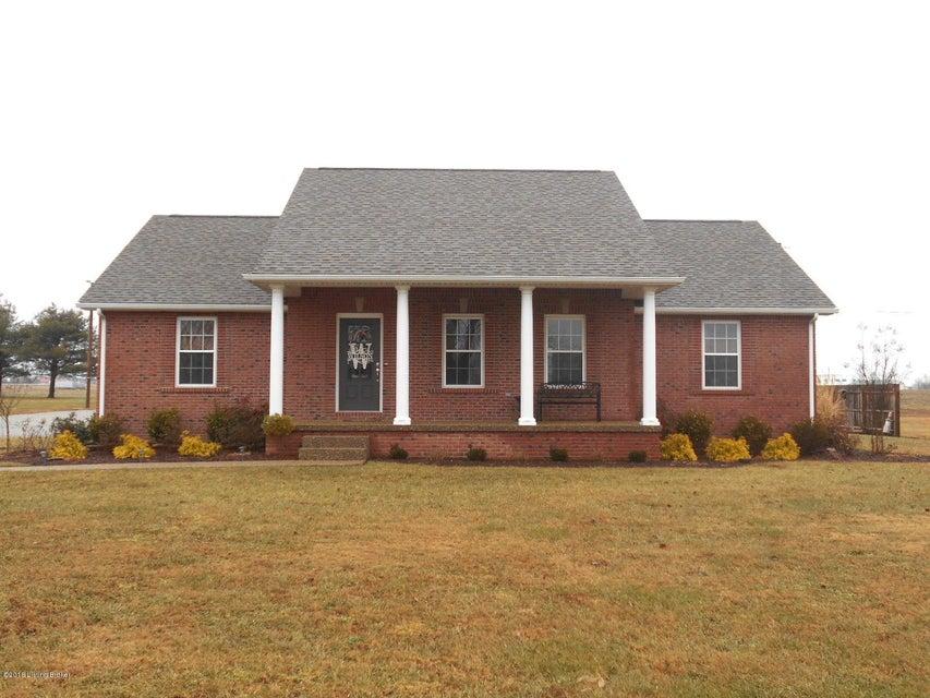 Single Family Home for Sale at 1061 Hooks Road 1061 Hooks Road Hardinsburg, Kentucky 40143 United States