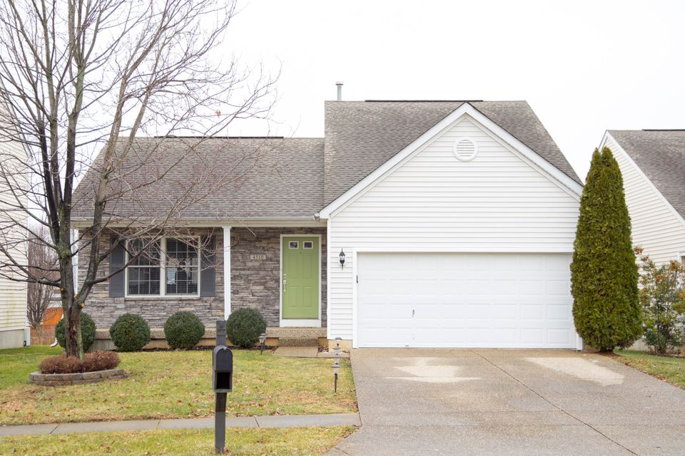 Single Family Home for Sale at 4510 Fallen Apple Lane 4510 Fallen Apple Lane Louisville, Kentucky 40218 United States
