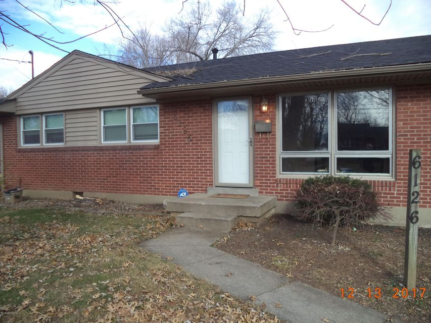 Single Family Home for Rent at 6126 Middlerose Circle 6126 Middlerose Circle Louisville, Kentucky 40272 United States