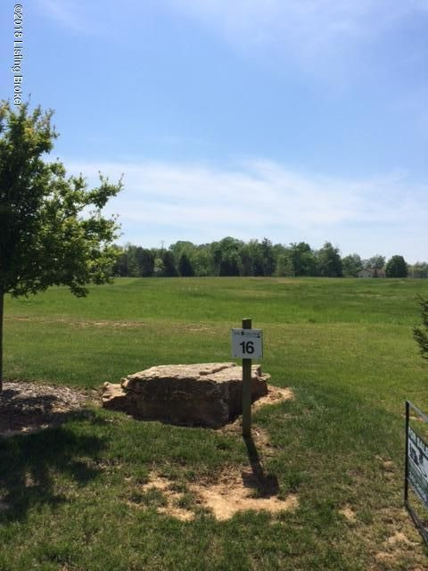 Land for Sale at Lot 16 CRABAPPLE Lot 16 CRABAPPLE Louisville, Kentucky 40245 United States