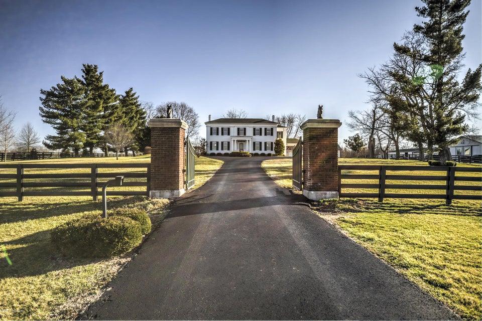 Farm / Ranch / Plantation for Sale at 1615 Harrington Mill Road 1615 Harrington Mill Road Shelbyville, Kentucky 40065 United States