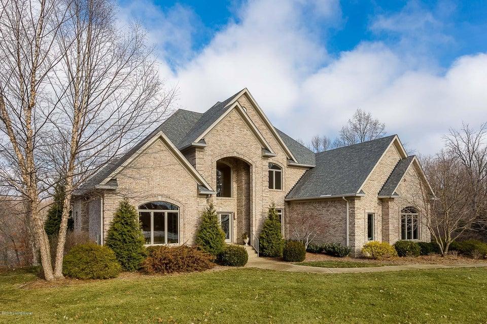 Single Family Home for Sale at 1305 Ridge Pt 1305 Ridge Pt Goshen, Kentucky 40026 United States