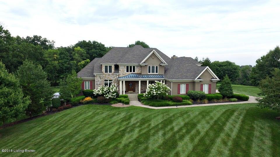 Single Family Home for Sale at 18431 Bridgemore Lane 18431 Bridgemore Lane Louisville, Kentucky 40245 United States