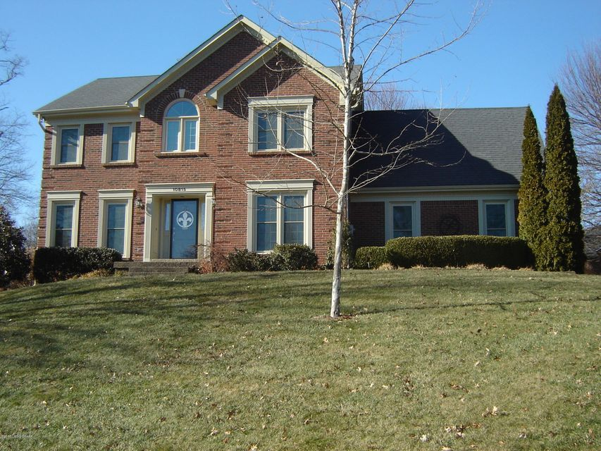 Single Family Home for Sale at 10815 Foxgate Court 10815 Foxgate Court Louisville, Kentucky 40223 United States